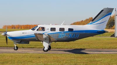 SP-NAH - Piper PA-46-M350 - Private