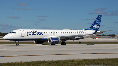 N328JB - Embraer 190-100IGW - jetBlue Airways
