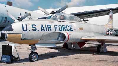 59-9632 - Lockheed T-33A Shooting Star - United States - US Air Force (USAF)