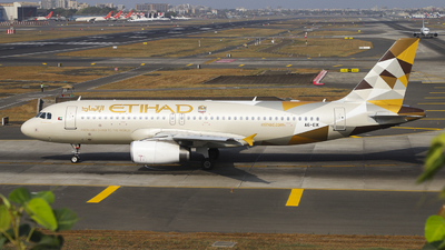 A picture of A6EIK - Airbus A320232 - Etihad Airways - © Aviation BOM
