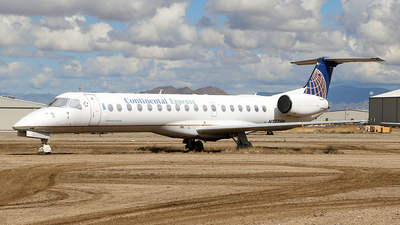 N277SK - Embraer ERJ-145LR - Continental Express (Chautauqua Airlines)