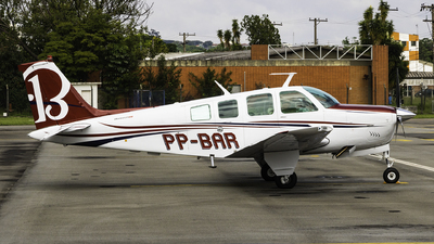 PP-BAR - Beechcraft A36 Bonanza - Private