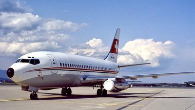 HB-IEH - Boeing 737-2V6 (ADV) - Petrolair