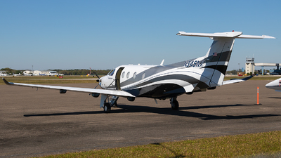 N345NX - Pilatus PC-12/47E - Aero Charter