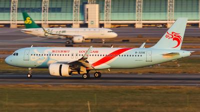 B-320E - Airbus A320-251N - Loong Air