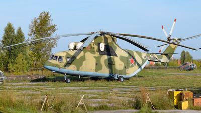 RF-13454 - Mil Mi-26 Halo - Russia - Air Force