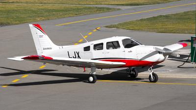 ZK-LJX - Piper PA-28-181 Archer TX - Aero Club - Canterbury