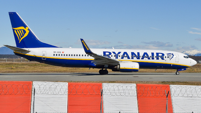 9H-QDD - Boeing 737-8AS - Ryanair (Malta Air)