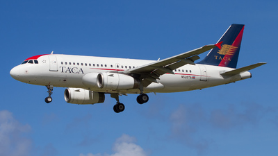N520TA - Airbus A319-132 - TACA International Airlines