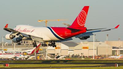 OM-ACA - Boeing 747-481F(SCD) - Air Cargo Global