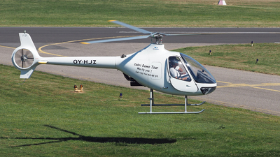 OY-HJZ - Guimbal Cabri G2 - Private