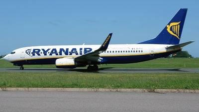EI-FIJ - Boeing 737-8AS - Ryanair
