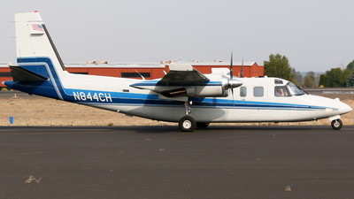 N844CH - Rockwell 690B Turbo Commander - Private