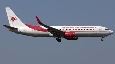 7T-VKI - Boeing 737-8D6 - Air Algérie