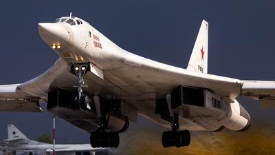 RF-94110 - Tupolev Tu-160 Blackjack - Russia - Air Force
