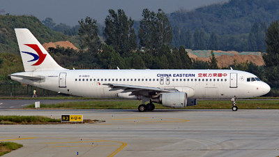 B-6003 - Airbus A320-214 - China Eastern Airlines