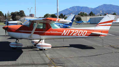 A picture of N17200 - Cessna 150L - [15073659] - © Jamie West