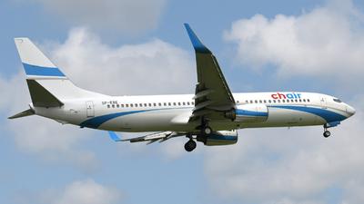 SP-ESE - Boeing 737-8Q8 - Chair Airlines (Enter Air)