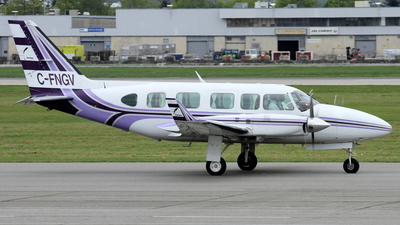 C-FNGV - Piper PA-31-350 Chieftain - Pacific Sky Aviation