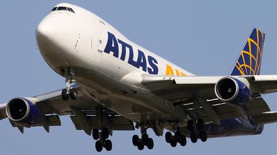 N408MC - Boeing 747-47UF(SCD) - Atlas Air