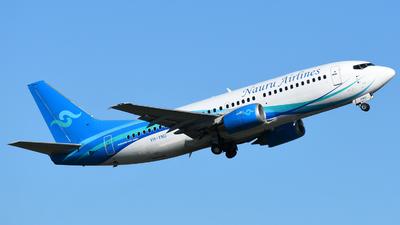 VH-YNU - Boeing 737-319 - Nauru Airlines