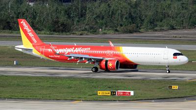 VN-A534 - Airbus A321-271NX - VietJet Air