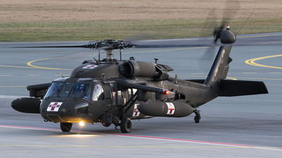 84-23936 - Sikorsky UH-60 Blackhawk - United States - US Army