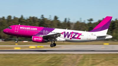 HA-LWA - Airbus A320-232 - Wizz Air