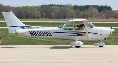 N80090 - Cessna 172M Skyhawk - Private