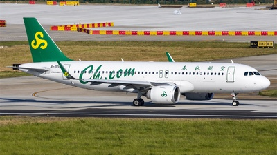 B-30DD - Airbus A320-251N - Spring Airlines