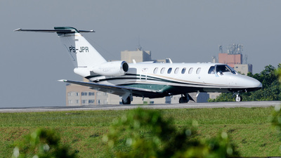 PS-JPR - Cessna 525B CitationJet 3+ - Private