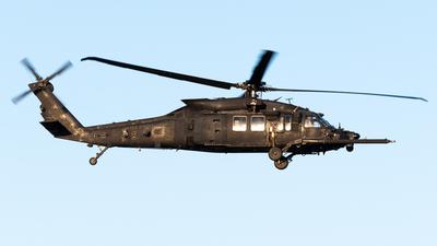 10-20268 - Sikorsky UH-60M Blackhawk - United States - US Army