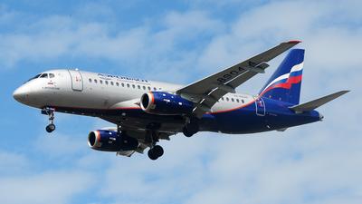 RA-89044 - Sukhoi Superjet 100-95B - Aeroflot