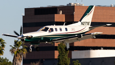 N2711E - Socata TBM-850 - Private