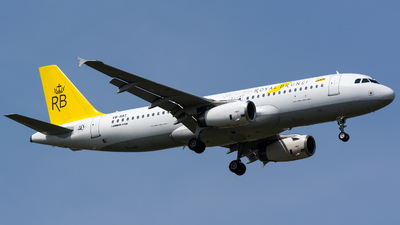 V8-RBT - Airbus A320-232 - Royal Brunei Airlines