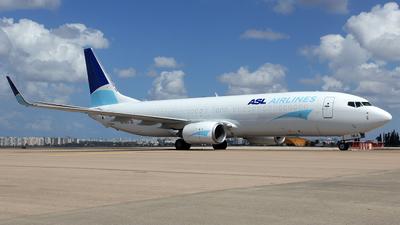 OE-IWA - Boeing 737-8AS(BCF) - ASL Airlines