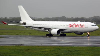 D-ABXG - Airbus A330-223 - Air Berlin