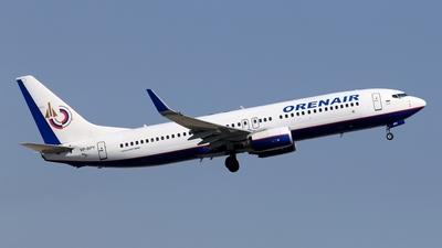 VP-BPY - Boeing 737-83N - Orenair