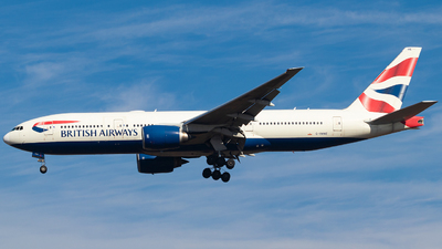 A picture of GYMME - Boeing 777236(ER) - British Airways - © Hassaan Ali Khan