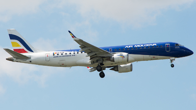 ER-ECB - Embraer 190-100LR - Air Moldova