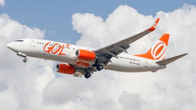 A picture of PRGXB - Boeing 7378EH - GOL Linhas Aereas - © danilosantosfc758