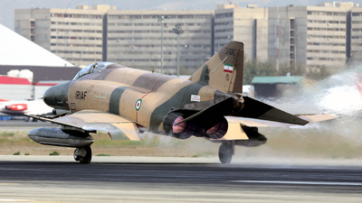 3-6615 - McDonnell Douglas F-4E Phantom II - Iran - Air Force