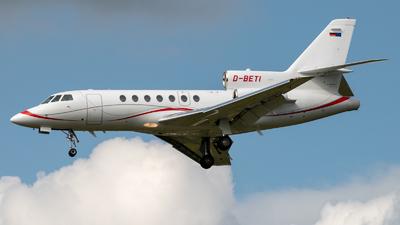 D-BETI - Dassault Falcon 50EX - Private