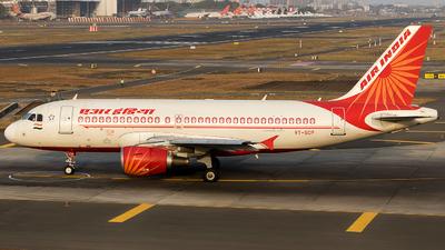 VT-SCP - Airbus A319-112 - Air India