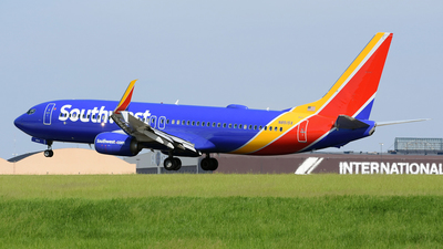 N8515X - Boeing 737-8H4 - Southwest Airlines