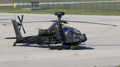 ZJ220 - Westland Apache AH.1 - United Kingdom - Army Air Corps