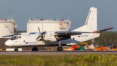 RA-26102 - Antonov An-26B - Turuhan Avia