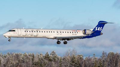ES-ACG - Bombardier CRJ-900LR - Scandinavian Airlines (SAS)