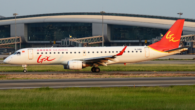 B-3186 - Embraer 190-100LR - GX Airlines