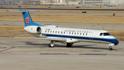 B-3061 - Embraer ERJ-145LI - China Southern Airlines